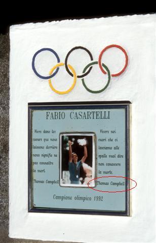 VN 35th Casartelli Memorial Stone Portet de Aspet (Etape du Tour)
