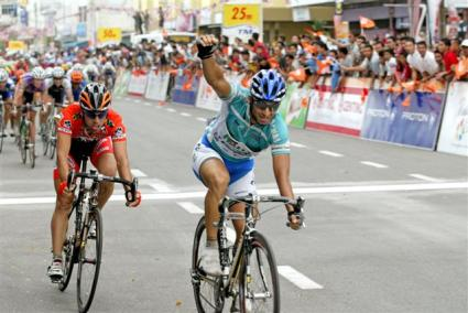 Le Tour de Langkawi 2007 Alberto Loddo Stage 6