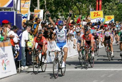 Le Tour de Langkawi 2007 Alberto Loddo Stage 1
