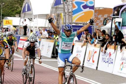 Le Tour de Langkawi 2007 Alberto Loddo Stage 10