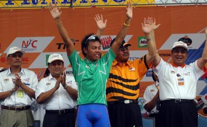 Le Tour de Langkawi 2008 - Stage3