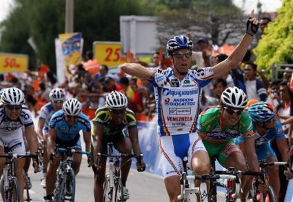 Le Tour de Langkawi 2008 - Danilo Hondo wins Stage 4