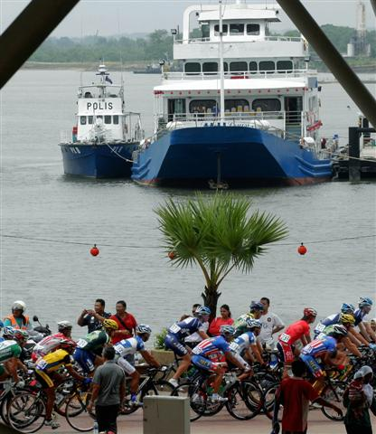 Le Tour de Langkawi - LTdL 2008 Stage 5 Alberto Loddo