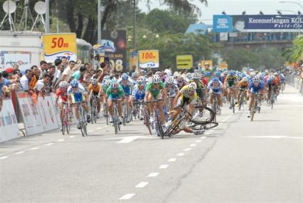 Le Tour de Langkawi 2008 - Stage7