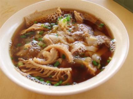 Le Tour de Langkawi, LTdL 2008, Food, lunch, Melacca, Restoran sup lembuTangkak
