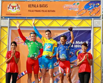 LTdL 2008 Stage 1 podium