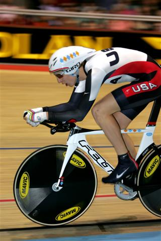 World Track Cycling 2008 , Taylor Phinney