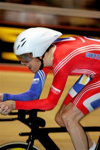 Olympic Champion Bradley Wiggins (GB) Wins Gold In Pursuit (3)