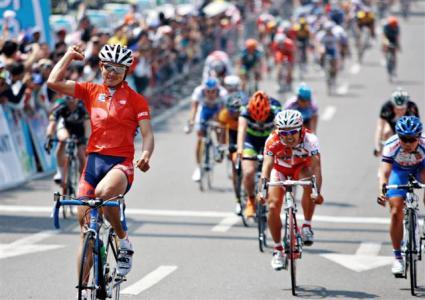 Tour de Taiwan 2008 Stage 1 Wong Kam Po