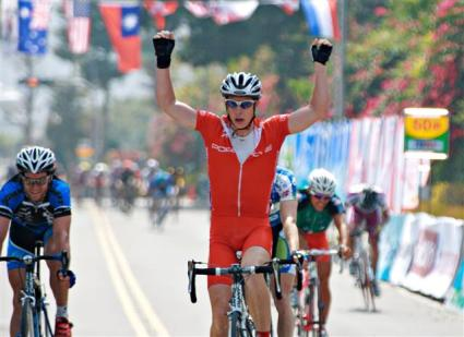 Tour de Taiwan 2008 - Peter McDonald