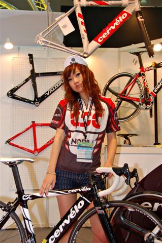 Taipei Cycle Show 2008 model
