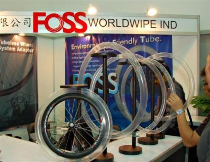 """Foss """"nail proof"""" inner tube"""